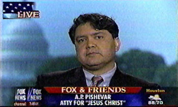 A.P. Pishevar in Fox News