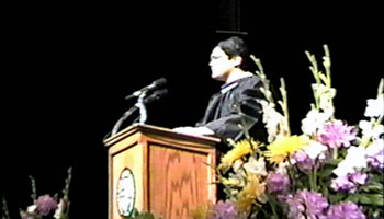 [Keynote Speaker at Cleveland-Marshall Law School Graduation]